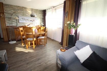 Appartement : 80 m²