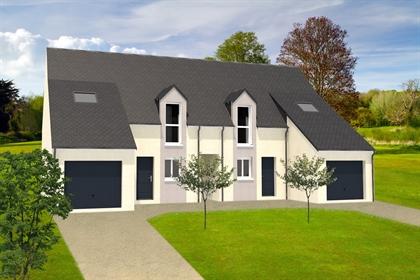 Exclusivité M&B Immobilier - Maison neuve Montlouis S/Loire