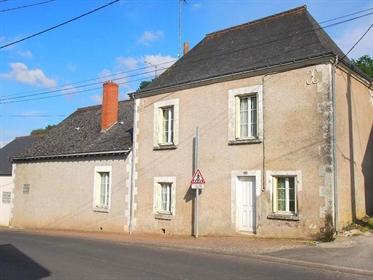 Maison de bourg - 3 pièces - 97m2