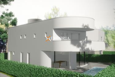 Moderne Villa mit Pool, nahe Meer