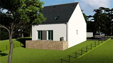 New 4 Bed House In South Brittany