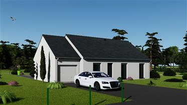 New 3 Bed Bungalow In The Correze
