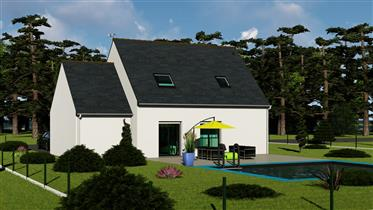 New 2-3 Bed Bungalow In Brive