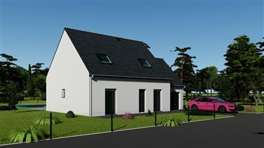 New 4 Bed House In Lonzac