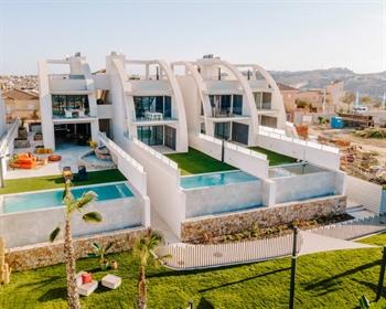 Apartamentos de lujo en Rojales, Alicante. Las propiedades ú...