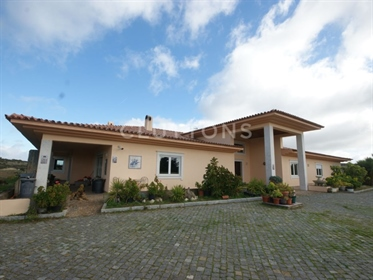 Farm with luxury house, vineyard and Orchard 35km from Lisbon
