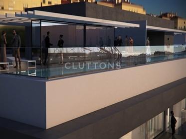 Apartamento de 2 quartos em Benfica