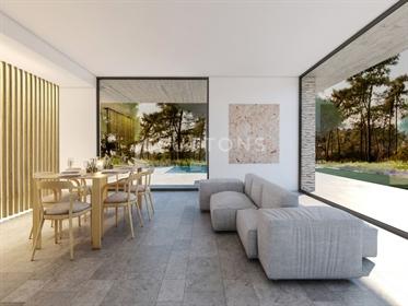 Moradia T4 Troia Resort - Lote de 1500 m2
