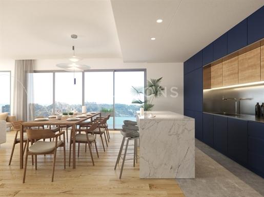 Apartamento T3 investimento garantido, frente ao rio em Belé...