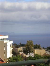 Penthouse met een prachtig uitzicht.