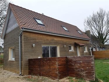 Maison : 124 m²