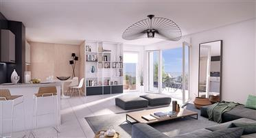 Nice - Apartment with terrasse close to old city