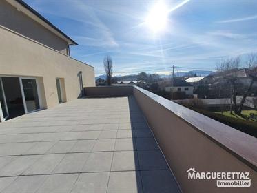 T5 112M2 Avec Terrasse 88M²