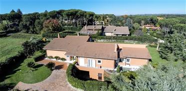 Luxus-Immobilie: 1.300 m²