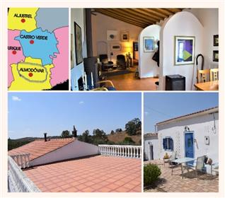 Rustic Farmhouse (Quinta for sale in Alentejo) Bm055-2018