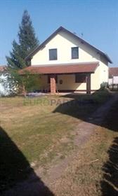 Maison familiale avec grand jardin en Slavonie dans la municipalité de Slavonie plus petit