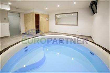 Luksuzna vila s bazenom i pogledom na more, Luksuzna vila s ...