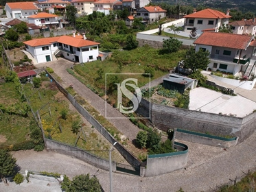 Moradia Isolada, em Gatão - Amarante
