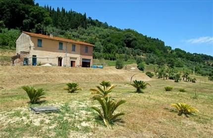 Colonica in vendita a Castelfranco di Sotto, da ristrutturar...