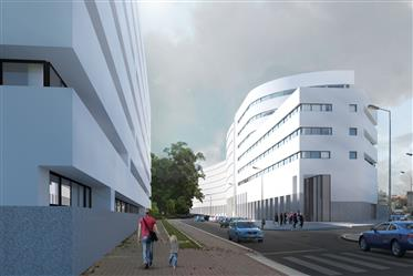 T1 junto ao Hospital São João