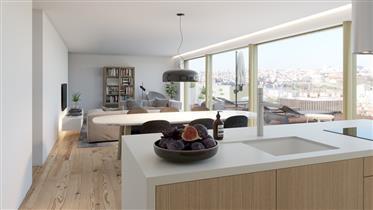 T3 de Luxo com vistas Ribeira