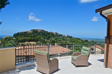 Villa prestigieuse avec piscine et vue imprenable
