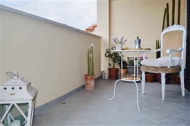 Appartamento con terrazzo a San Vincenzo