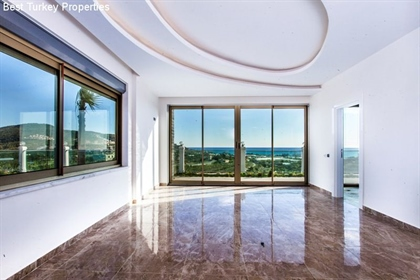 Alanya: Amazing And Luxurious Villa With Spectacular Views