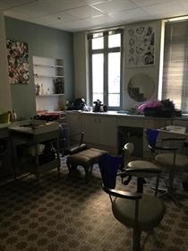 Appartement : 158 m²