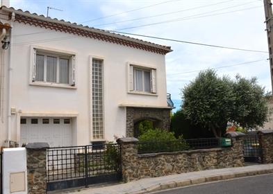 À vendre à Perpignan (66000), maison 4 pièces de 153,67 m².