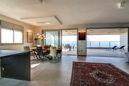 Serene Sea View Penthouse