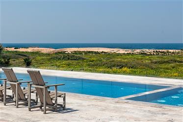 Luxueuse maison en bord de mer à Shavei Tzion