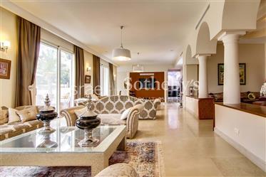 Unique Luxury Villa in Caesarea