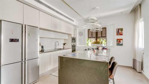 Refined Duplex Apartment in The Heart of Tel Aviv