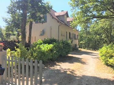 Belle Maison Sur Le Plateau Du Quercy Blanc