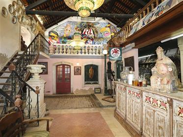 Excelente propriedade Faro vista e acesso Ria