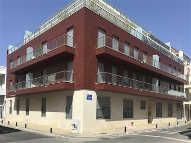 Apartamento elegante no Centro de Faro