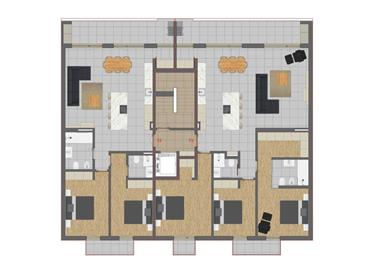 Apartamentos T2 em construção perto de Faro