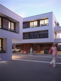 Apartamentos de luxo no centro de Faro