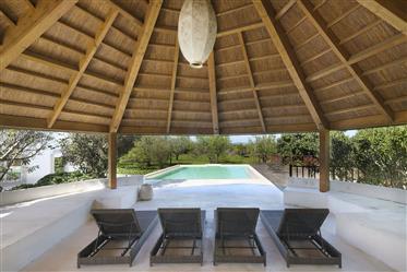 Casa De Campo Com Piscina Na Ria Formosa