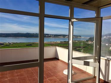 Apartamento com vista Lagoa e Mar da Foz do Arelho