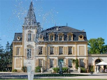 Magnifique Château avec piscine en excellent état