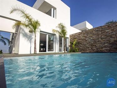 Villa moderne à Rojales, surface habitable 116 m2 - Sdr