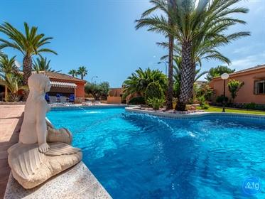 Villa confortable à Torrevieja, Costa Blanca - B2298