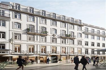 Empreendimento Augusta 170 - Apartamento T2 com 116 m²