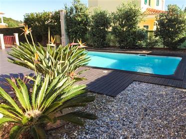 Maison T3 + 2 | D'el Rey Beach | Piscine | 10 minutes de la plage