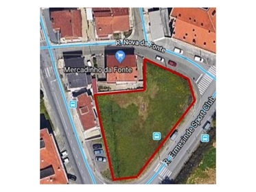 Terreno: 1.378 m²
