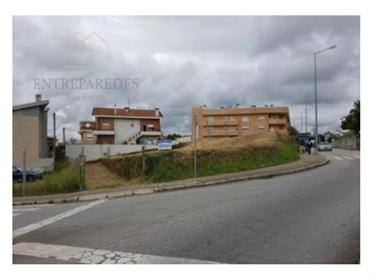 Terreno para construção com Pip aprovado Valongo › Ermesinde