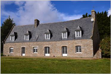 Options On Purchase Price For This Stone-Built, Four-Bedroom Manor House With Stables and Land for H