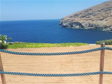 Μονοκατοικία με υπέροχη θέα θάλασσα σε Οικιστικό συγκρότημα